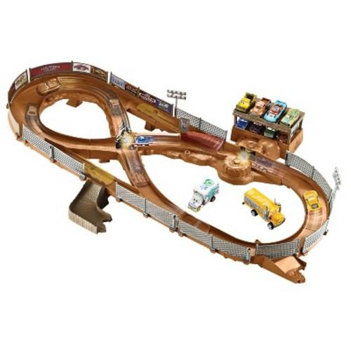 Disney Pixar Cars 3 - Thunder Hollow Criss-Cross Trackset