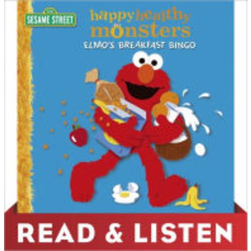 Elmo's Breakfast Bingo (Sesame Street): Read & Listen Edition