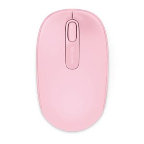 Microsoft Wireless Mobile Mouse 1850 - Light Orchid