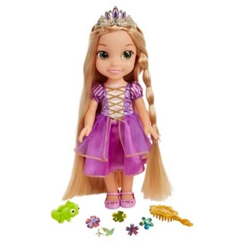 Disney Princess Tangled Glow N' Style Rapunzel