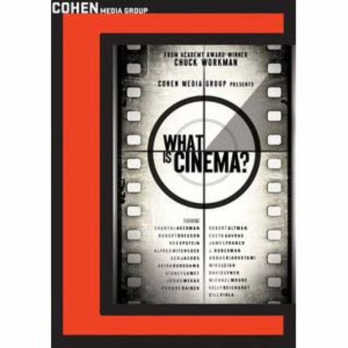 Cohen Media Group What Is Cinema?