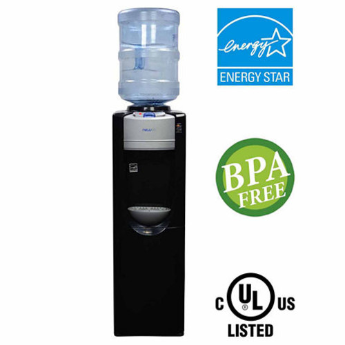 Air Pure Spring WAT30B BPA Free Hot Cold WaterDispenser