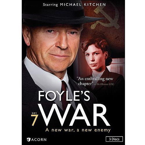 Foyle's War: Set 7 [3 Discs] Box (DVD)