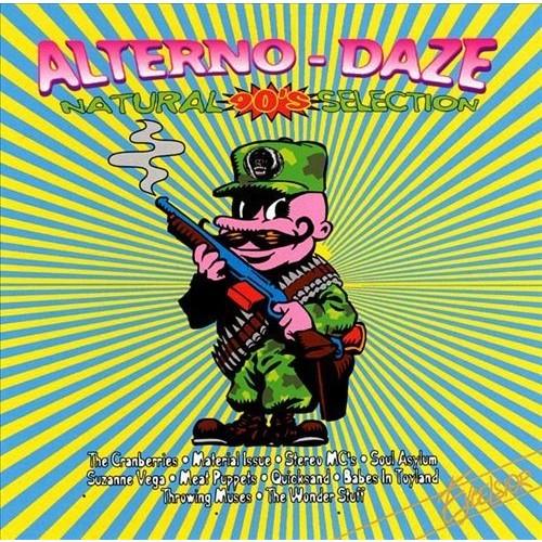 Alterno-Daze: Natural Selection - '90s [CD]