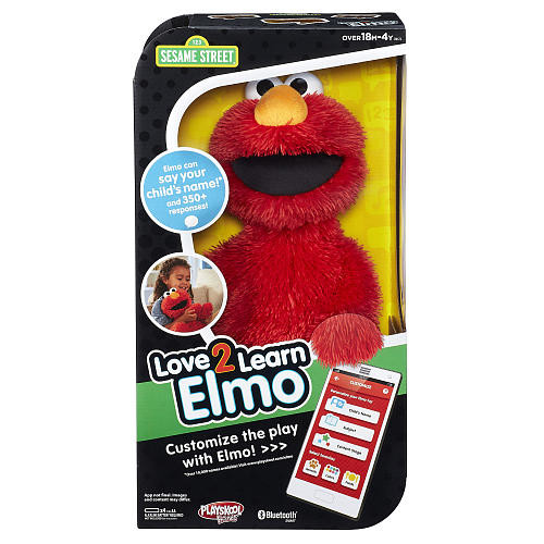 Playskool Friends Sesame Street Love2Learn Elmo