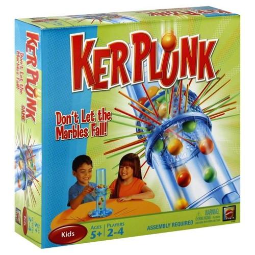 Mattel Kerplunk, 1 game