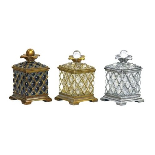 Sterling Assyrian Jar (Set of 3)