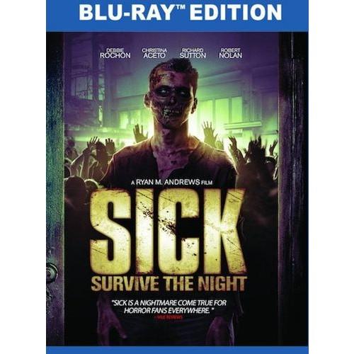 Sick: Survive the Night [Blu-ray] [2012]