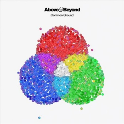 Above & Beyond - Common Ground (CD)