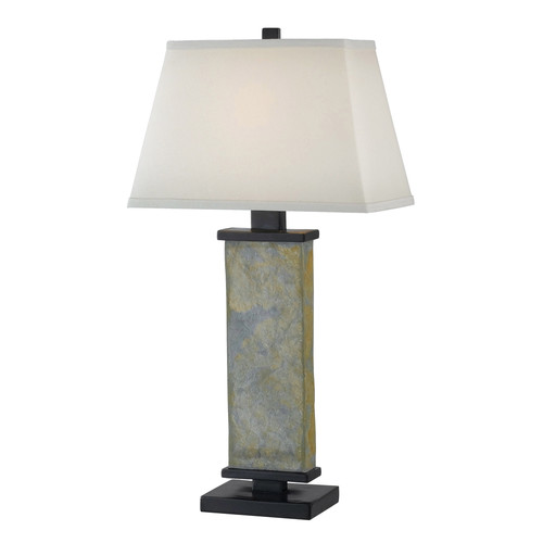 Kenroy Home 21037SL Hanover Table Lamp