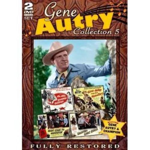 Gene Autry: Collection 5 [2 Discs]