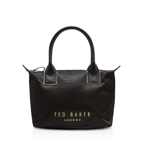 TED BAKER Zetaa Embossed Small Tote