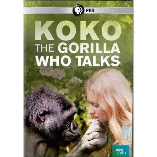Koko: The Gorilla Who Talks (DVD)