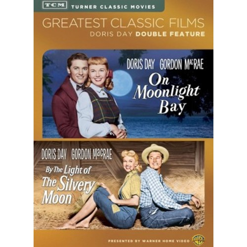 TCM Greatest Classic Films: Doris Day - On Moonlight Bay/By the Light of the Silvery Moon [2 Discs]