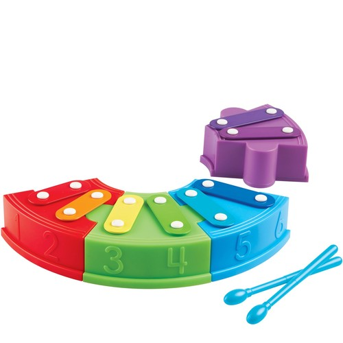Learning Resources Rainbow Learning Xylophone