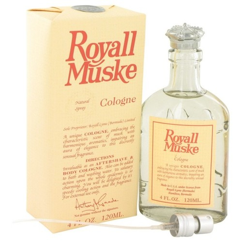 Royall Fragrances Royall Muske Men's 4-ounce Lotion/ Cologne