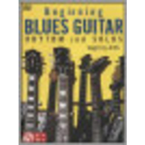 Al Ek: Beginning Blues Guitar - Rhythm and Solos [DVD]
