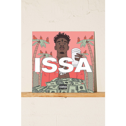 21 Savage - Issa Album 2XLP [REGULAR]