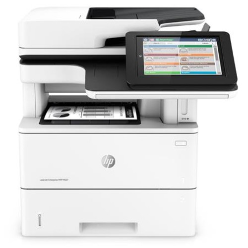 HP LaserJet Enterprise Flow MFP M527z Multifunction Monochrome Printer F2A78A