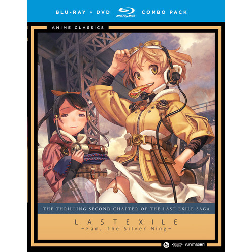 Last Exile: Fam, the Silver Wing - Season Two [Blu-ray] [8 Discs]