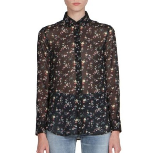 SAINT LAURENT Liberty Floral Blouse