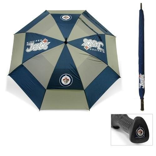 Team Golf Winnipeg Jets 62 Double Canopy Umbrella