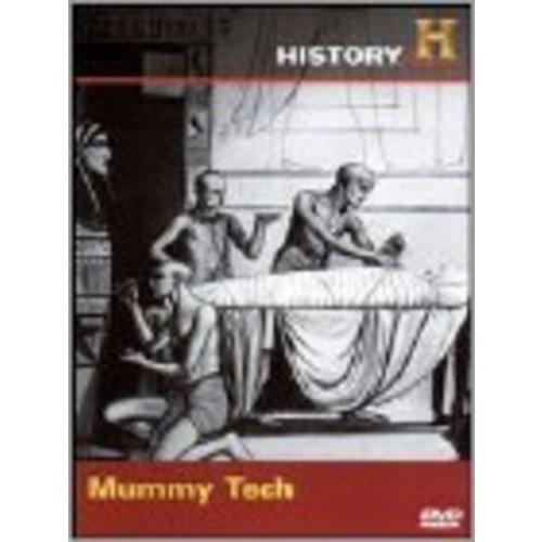 Modern Marvels: Mummy Tech [DVD]