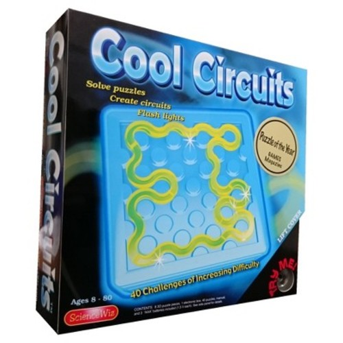 Science Wiz Cool Circuits Board Game