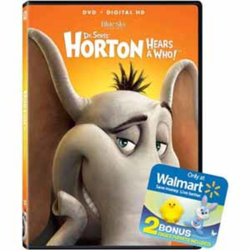 Horton Hears A Who (DVD)
