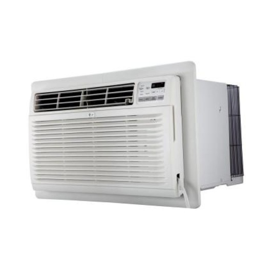 LG Electronics 8,000 BTU 115-Volt Through-the-Wall Air Conditioner with ENERGY STAR and Remote