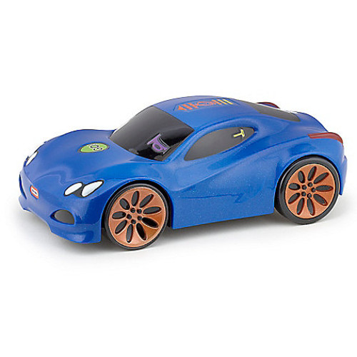 Little Tikes Touch 'N Go Racers Blue Sports Car
