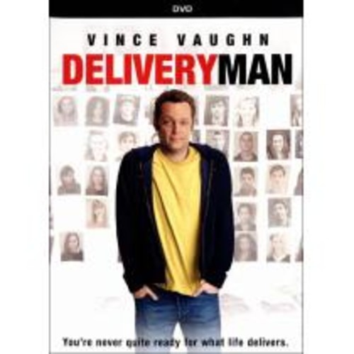 Delivery Man [DVD] [2013]