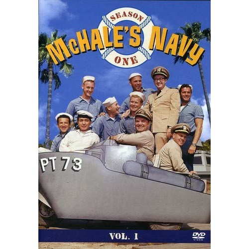 Mchale's Navy: Season 1, Vol. 1