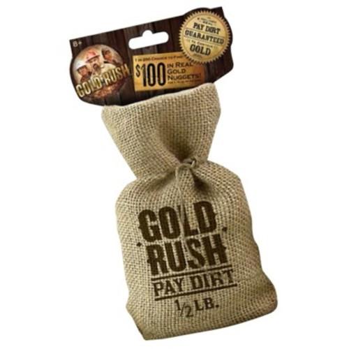 Pay Dirt Gold 1/2 Lb. Pay Dirt Bag