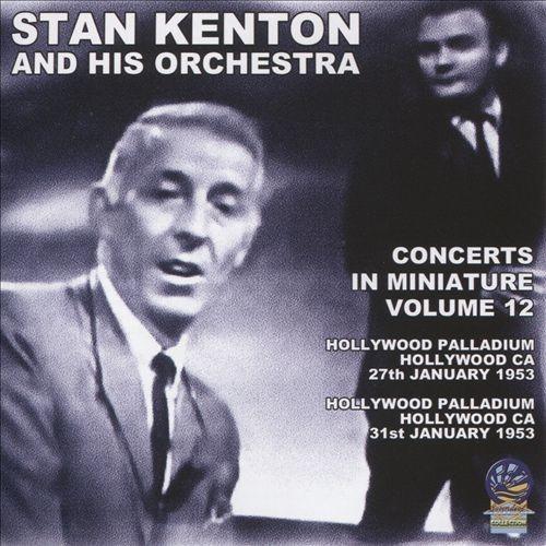 Concerts in Miniature, Vol. 12 [CD]