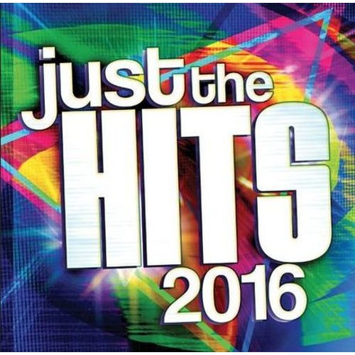 Just the Hits 2016 [CD]