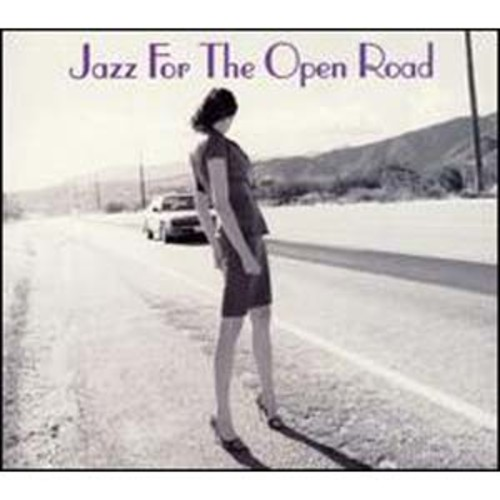 Jazz for the Open Road [Savoy Jazz] Various Artists Audio Compact Disc