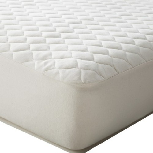 TL Care Organic Quilted Porta Mattress Pad- Mini Crib Sheet