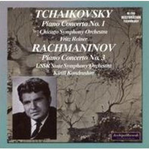 Tchaikovsky: Piano Concerto No. 1; Rachmaninov: Piano Concerto No. 3