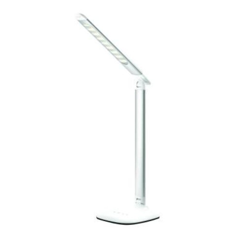 Daylight 14 in. Silver Portable Smart Lamp D20