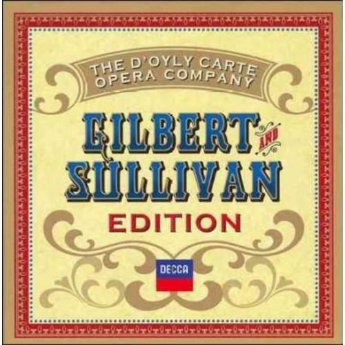 D'Oyly Carte Opera Company - Gilbert & Sullivan Edition
