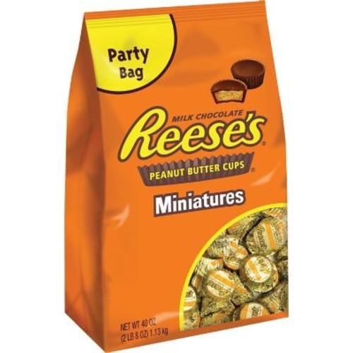 Reese's Mini Cups, 40 oz.