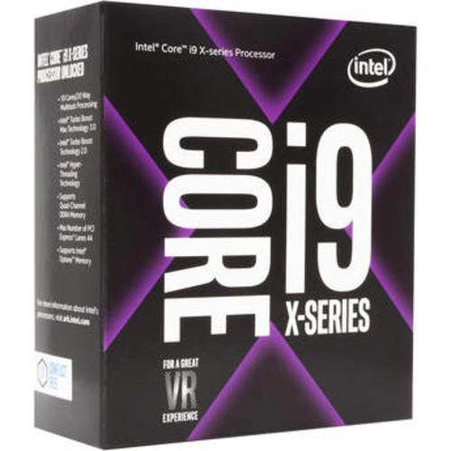 Core i9-7900X X-Series 3.3 GHz Ten-Core LGA 2066 Processor