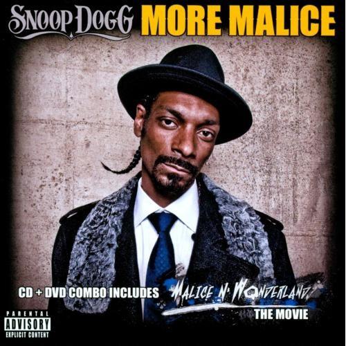 More Malice [CD & DVD] [PA]