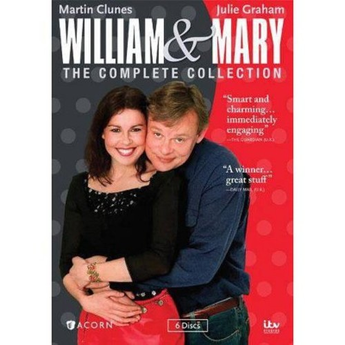 William & Mary: The Complete Collection [6 Discs] [DVD]