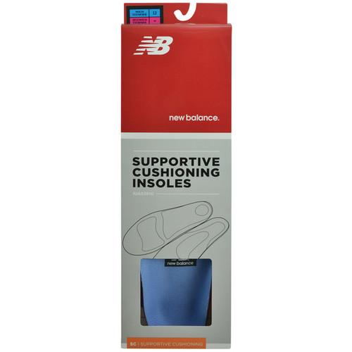 Balance Supportive Cushioning Insoles [option : Men's sz 12/12.5]