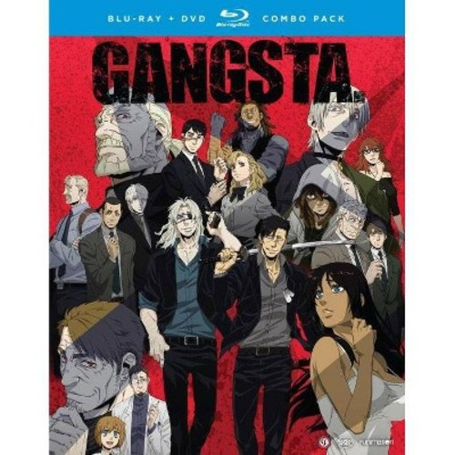 Gangsta:Complete Series (Blu-ray)