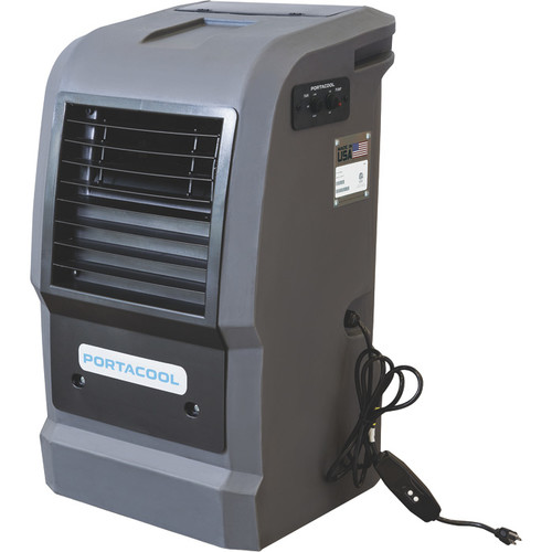 Portacool Cyclone Portable Evaporative Cooler  1000 CFM, 37in., Model# PACCY110GA1