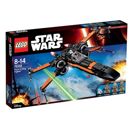LEGO Star Wars: Poe's X-Wing Fighter (75102)