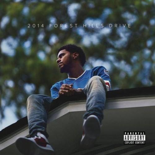 J. Cole - 2014 Forest Hills Drive [Explicit Lyrics] (CD)